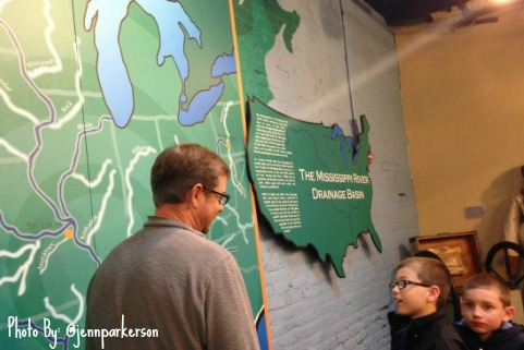 Lots to Learn at The River Discovery Center in Paducah