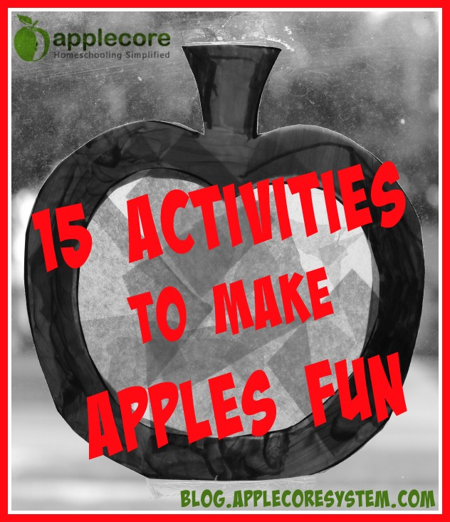 15 activities to make apples fun