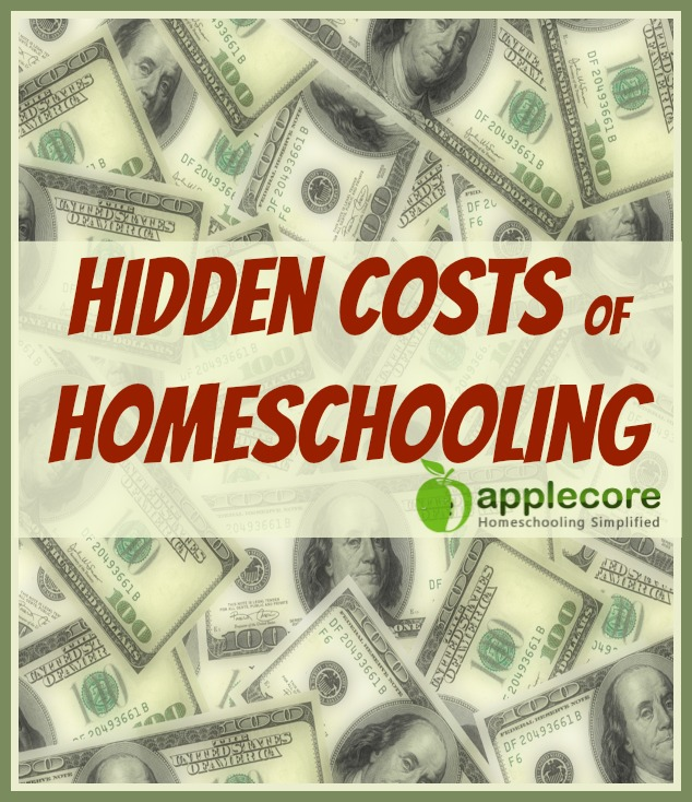 hidden costs of homeschooling