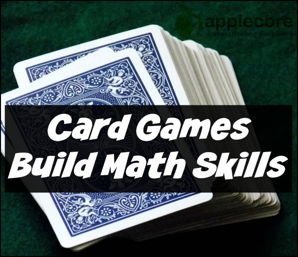 card games build math skills