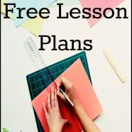 Free Lesson Plans!