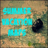 Summer Vacation Maps