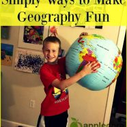 Simply Ways to Make Geography Fun